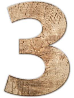 Числата в сънищата - Три