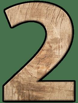 Числата в сънищата - Две