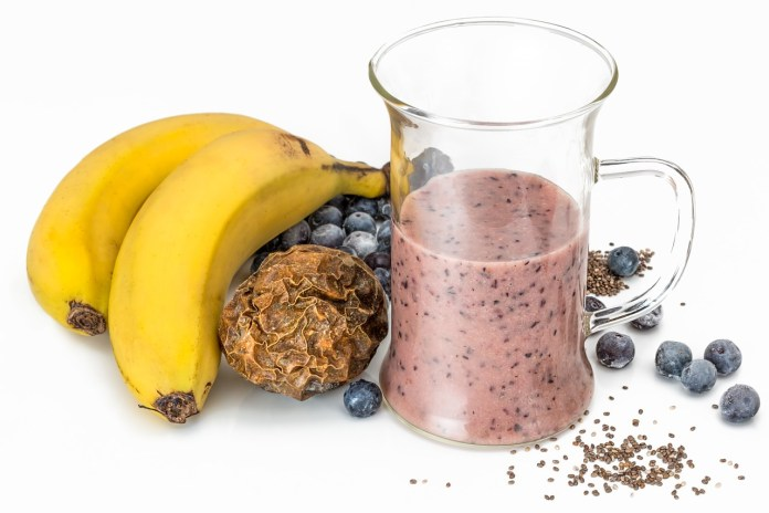 Смути понижава холестерола - смути с банан