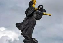 статуя Св. София