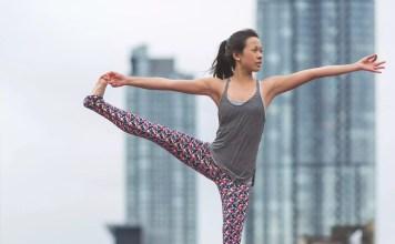йога пози за гърди