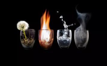 Ролята на четирите елемента