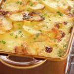 Вкусна и лесна рецепта за запеканка с картофи