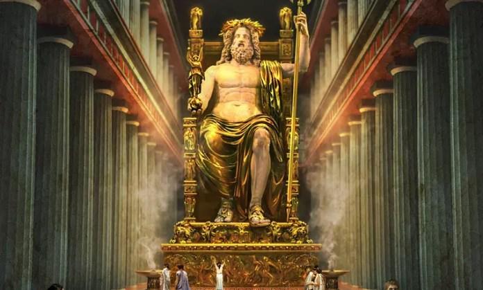 Статуя на Зевс Олимпийски