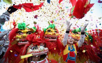 китайската нова година