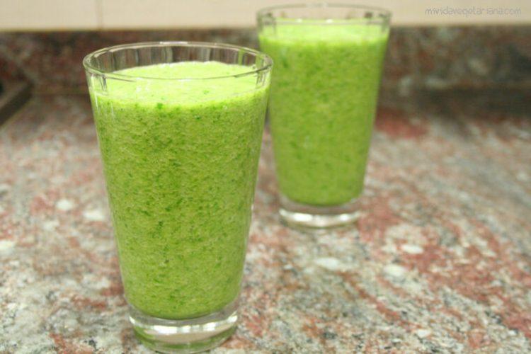 5 Increíbles Beneficios De Un Desayuno Con Un Batido Verde 1