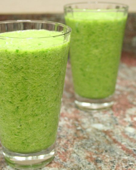 5 Increíbles Beneficios De Un Desayuno Con Un Batido Verde 17