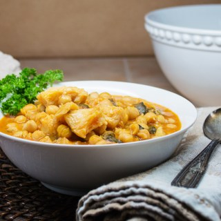 Potaje (Spanish Chickpea Stew)