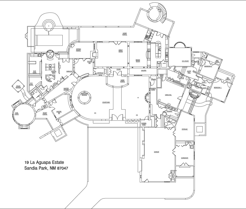 Hgtv Dream Home 2005 Floor Plan