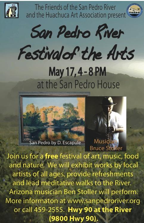 San Pedro Art Festival Ad