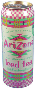 Arizona Iced Tea Raspberry