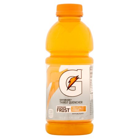 Gatorade G Series Orange 20 oz