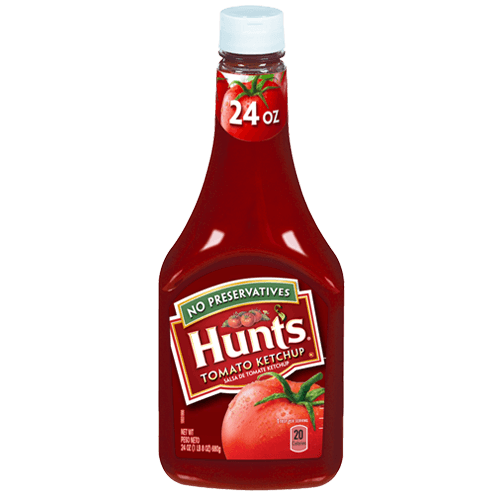 hunt s tomato ketchup