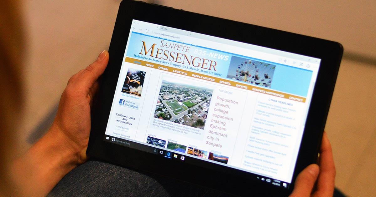 Mt. Pleasant City increase power rates $2 per bill — Sanpete Messenger