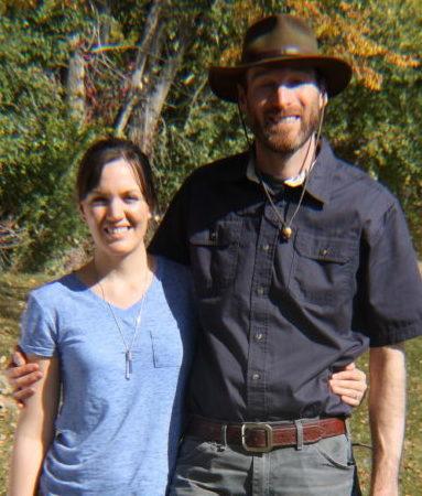 Aleena Osborn and Heber Ellsworth