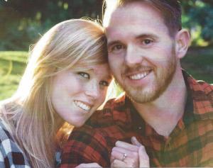 Hope Carr and Vincent Bradley