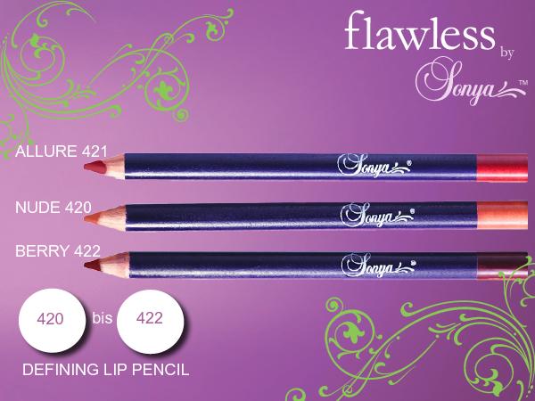Defining lip pencil 2
