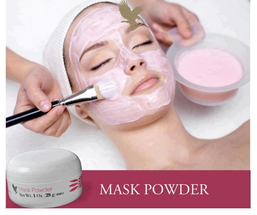 Mask Powder 341 Flp bột đắp mặt nạ, hút mụn cám, làm sạch lỗ chân lông
