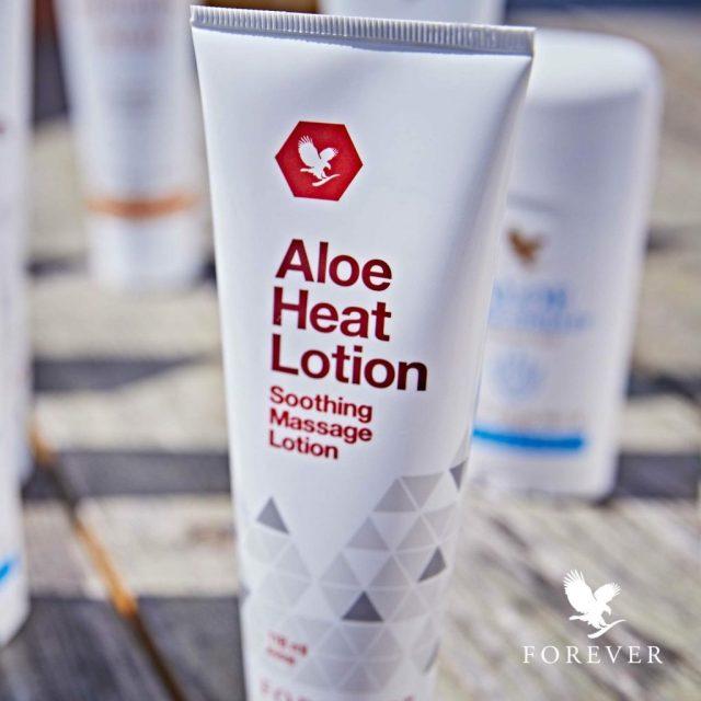 Thành phần Kem mát-xa làm nóng Aloe Heat Lotion 067 Flp giúp giảm đau nhức