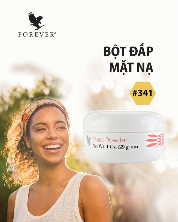 bột đắp mặt nạ Mask Powder 341 Flp Dưỡng da