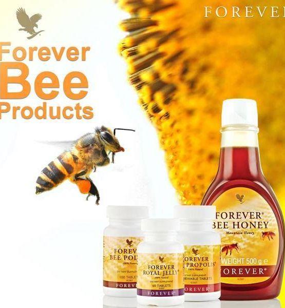 Những Sản Phẩm Độc Đáo Từ Ong Mật Của FLP Forever Living Products