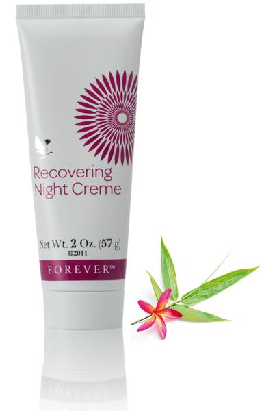Recovering Night Crème Kem dưỡng da ban đêm Lô Hội Aloe Vera 2