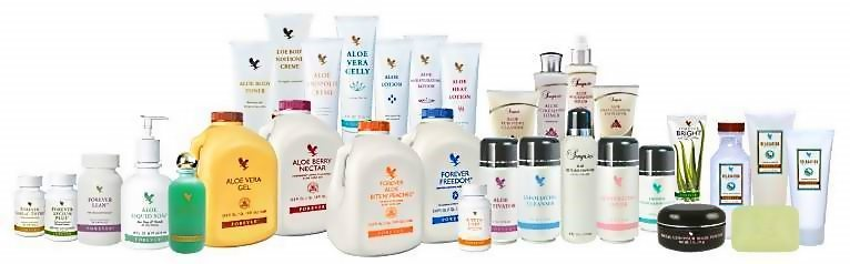 sản phẩm Forever Living Products 1