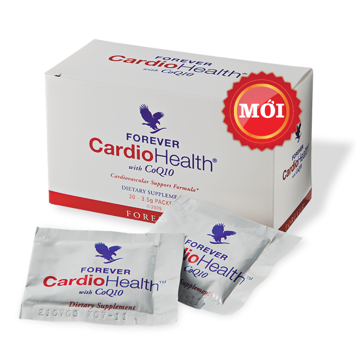 Forever CardioHealth With CoQ10 3