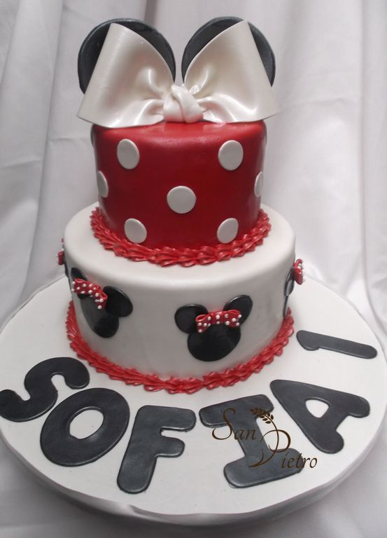 Boulangerie P 226 Tisserie Sanpietro Bakery 1st Birthday Cakes