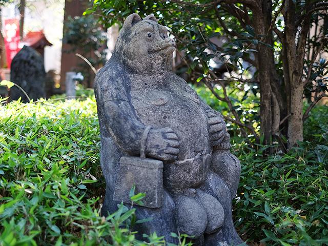 中野氷川神社写真