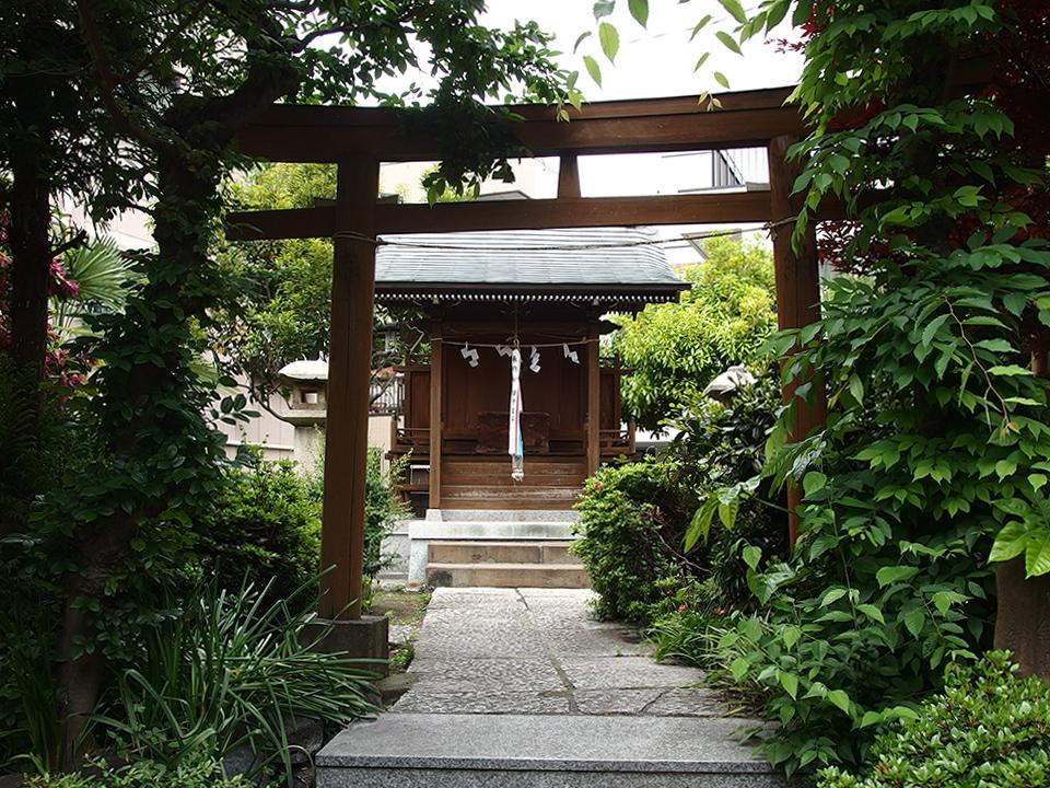 大森金山神社