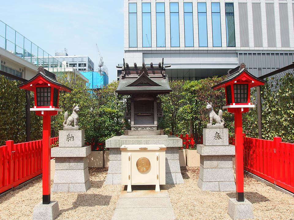 みなと稲荷神社