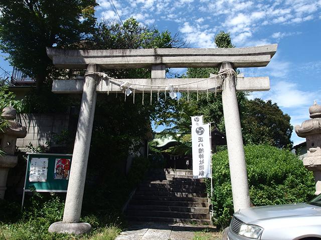 正八幡神社(文京区)写真
