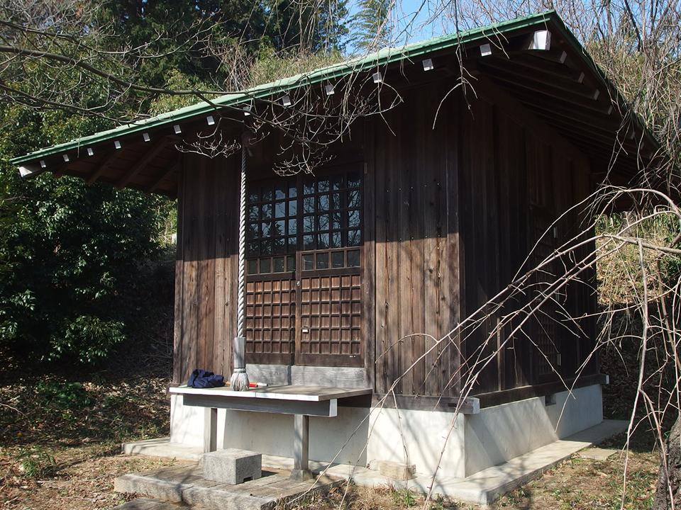 須賀神社(横浜市神奈川区菅田町)