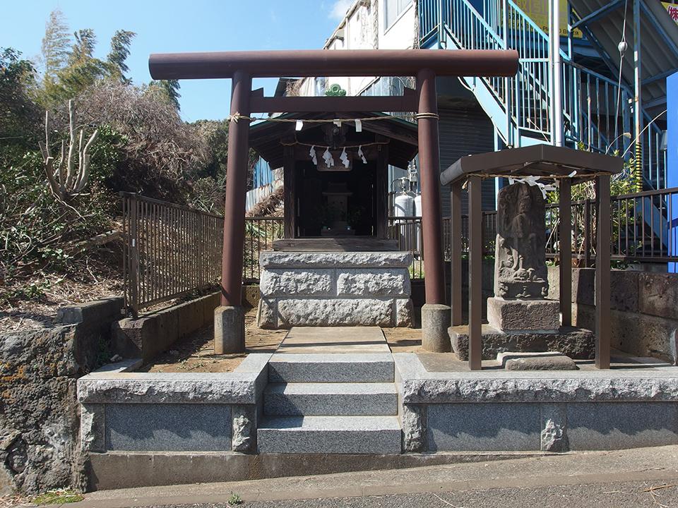 御伊勢大神宮(横浜市都筑区池辺町)