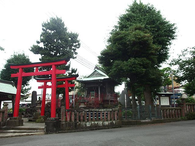 北條稲荷神社写真