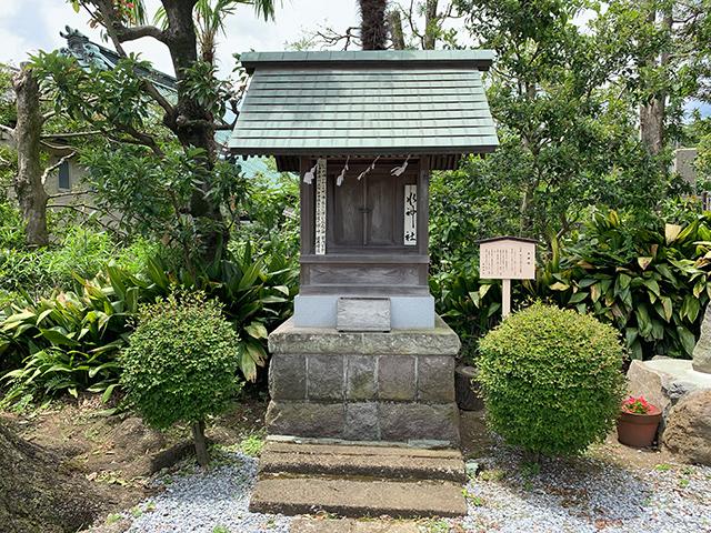 居神神社写真