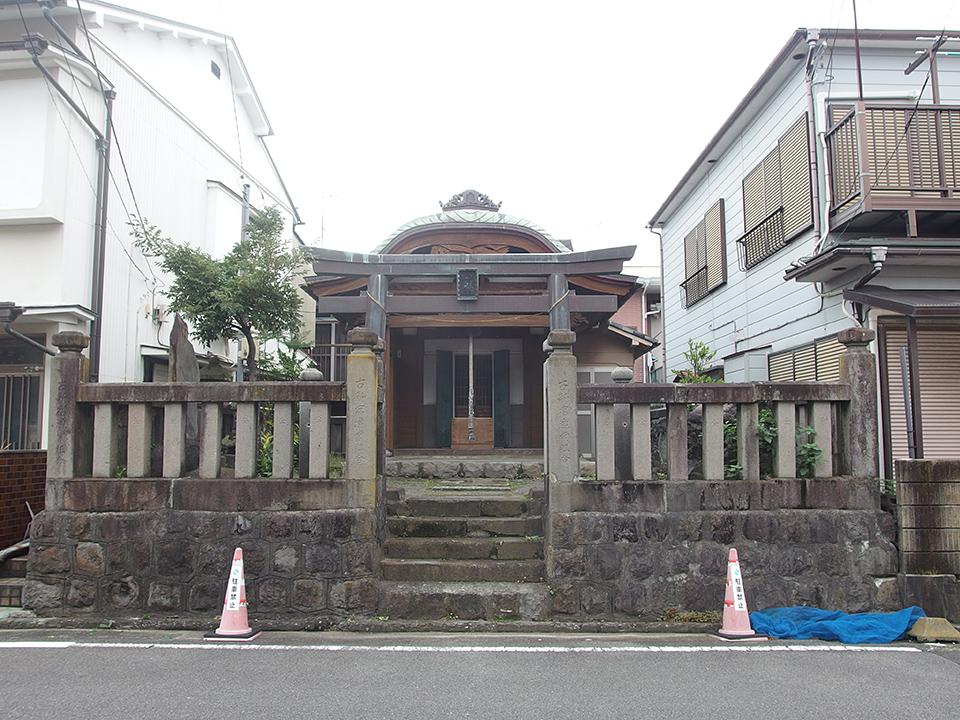 古新宿龍宮神社