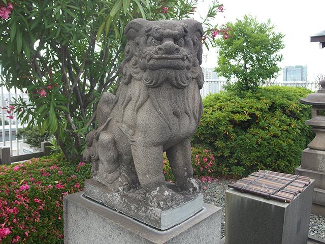 氷川神社(五反田TOCビル)写真