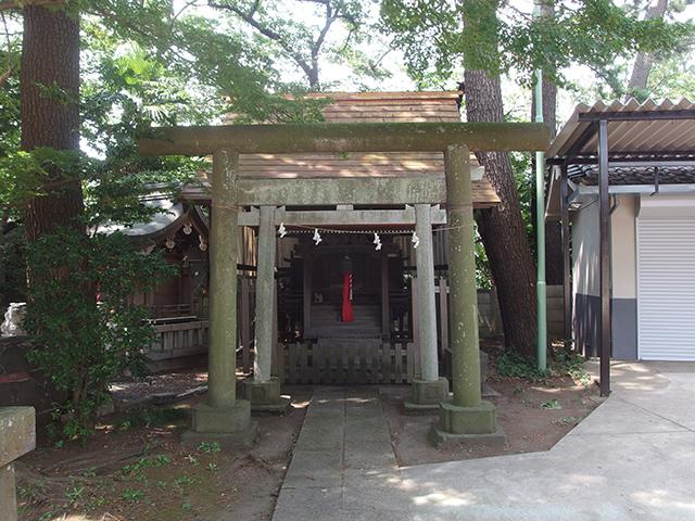 野毛六所神社写真
