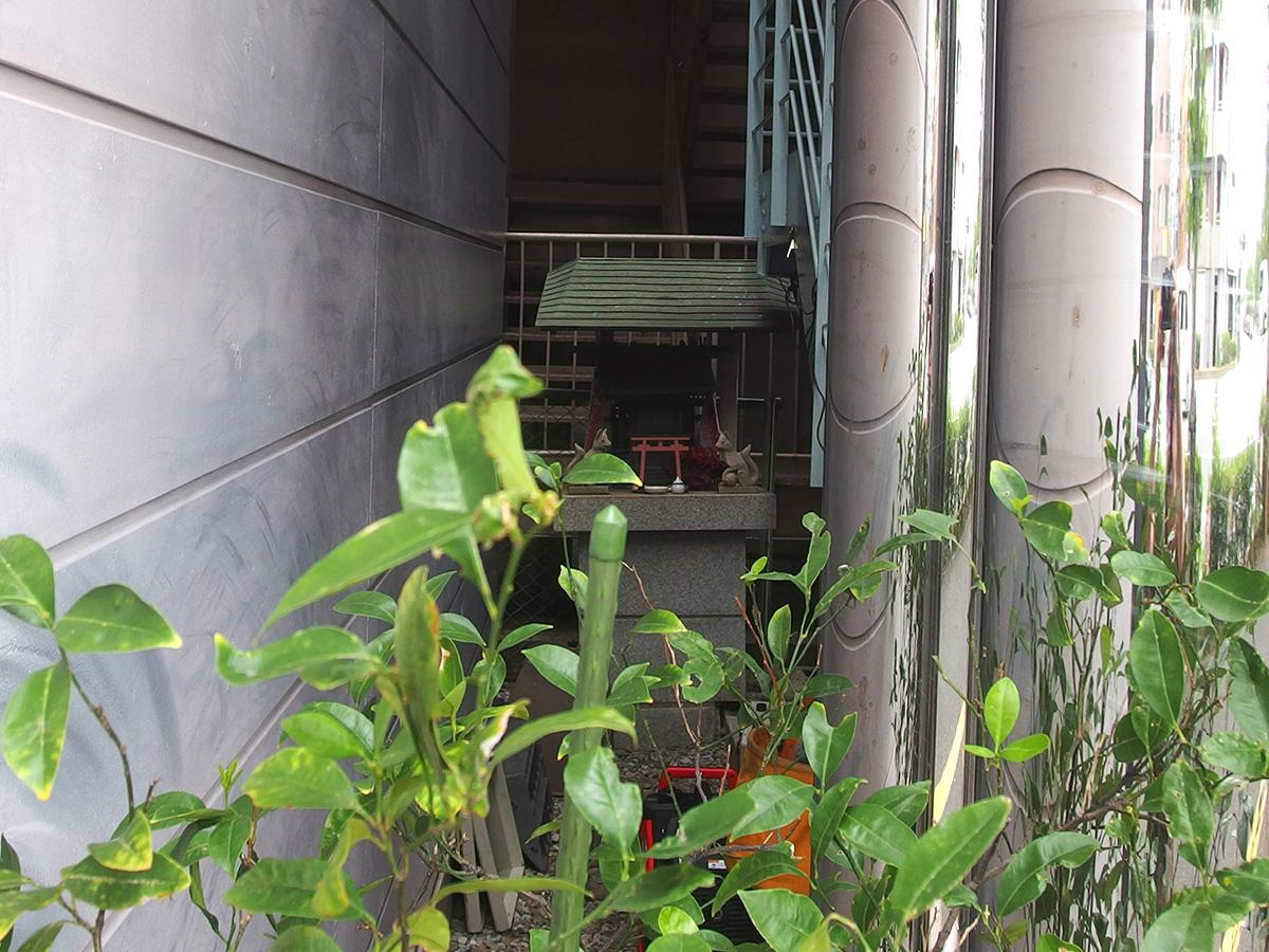 両国稲荷神社写真