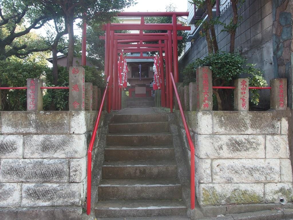 妙徳稲荷神社(大田区北千束)