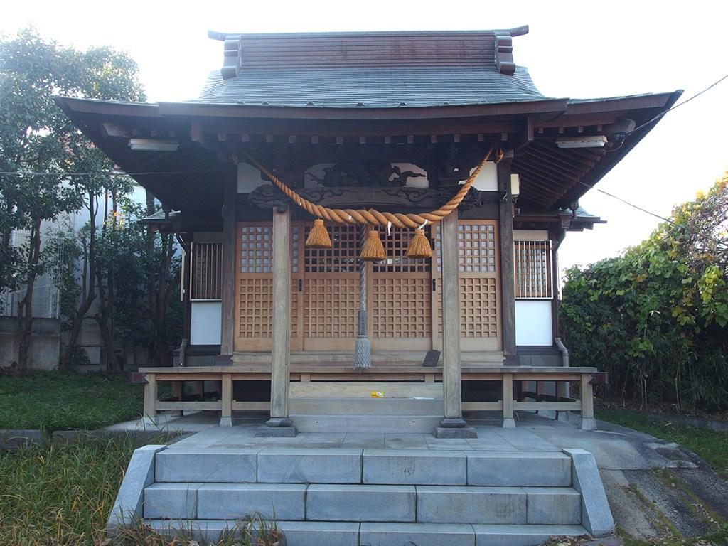 大曽根八幡神社(横浜市)