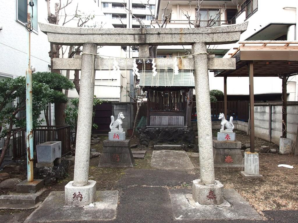 海運稲荷神社