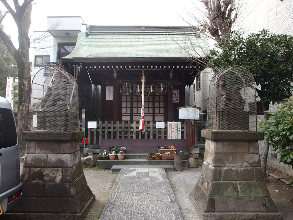 甘酒稲荷神社
