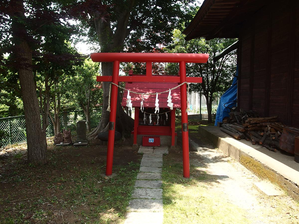 下市が尾杉山神社写真