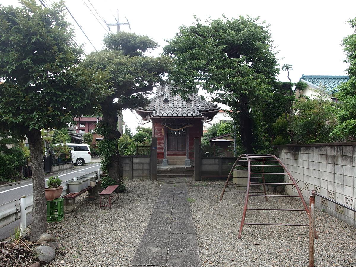 西六郷諏訪神社写真