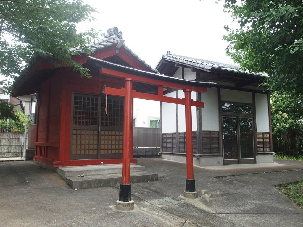鴨居稲荷神社