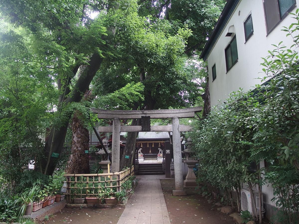 多武峯内藤神社写真