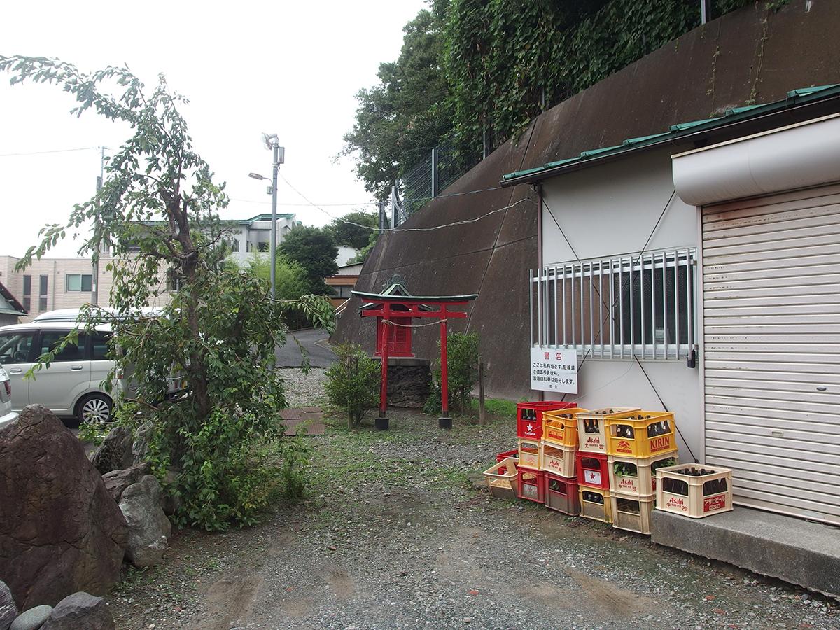 稲荷神社(横浜市鶴見区駒岡3-4)写真